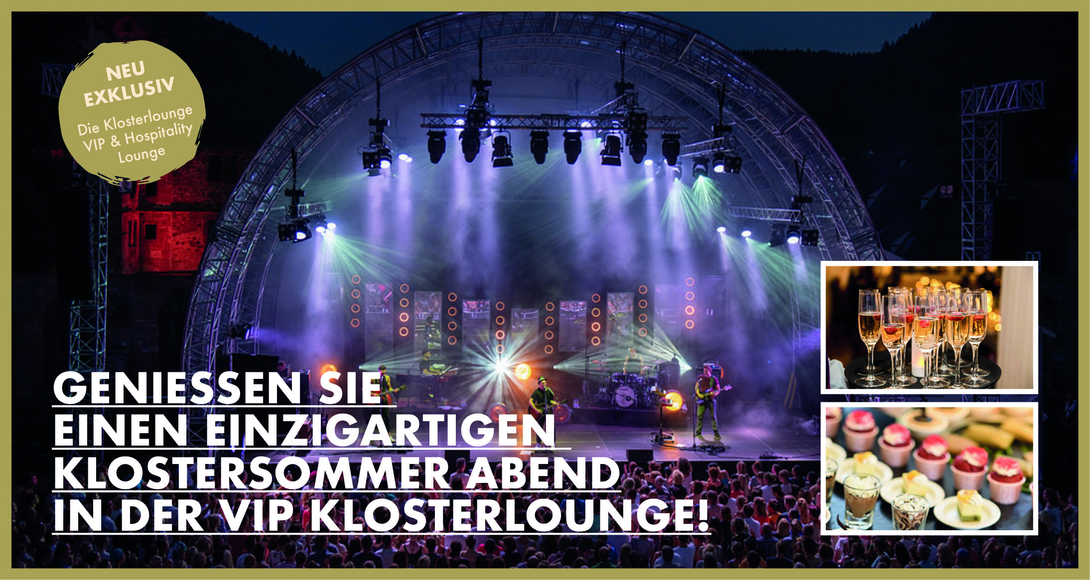 Calwer Klostersommer Lounge